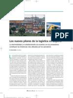 Los nuevos pilares de la logística en España