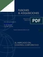 Fusiones & Adquisiciones EDAN Presentacion
