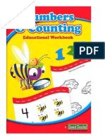 Number Scouting Book