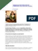 LA DEFICIENCIA DE COENZIMA Q10 COMO POSIBLE MARCADOR DIAGNÓSTICO DE LA FIBROMIALGIA