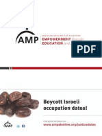 This Ramadan, Make a Date with Justice! 