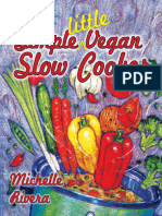 The Simple Little Vegan Slow Cooker - Michelle Rivera