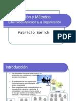 Organización y Métodos - Otoño 2013 - 04 - Cibernética