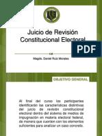 Magdo Daniel - Juicio de Revision Constitucional