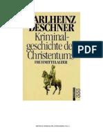 Deschner Karlheinz - Historia Criminal Del Cristianismo 4