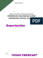 Exportacion a China