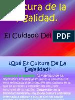 proyecto cultura y el agua