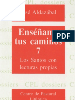 Aldazabal, Jose - Los Santos