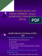 6. Sinyal Antar Sel Dan Transduksi Sinyal
