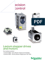 Schneider Electric - Lexium Stepper Motor & Drive