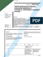 ABNT NBR 8898 Sb 82 Simbolos Graficos Para Sistemas E Componentes Hidraulicos E Pneumaticos Distribuicao E Regulagem Da Energia
