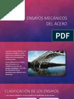 ENSAYOS MECÁNICOS DEL ACERO