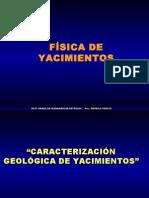 CARACTERIZACION GEOLOGICA