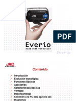 Cama Digita Jvc EVERIO