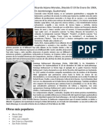 biografias ilustres guatemaltecos