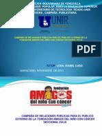 Campaña de Relaciones Publicas 1 y 2.ppt