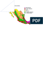 Selvas en Mexico