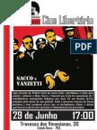 Charla Sacco e Vanzetti