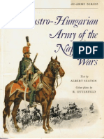Osprey - Men at Arms 005 - Austro-Hungarian Army Napoleonic Wars [Osprey Maa 05]