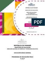 EDUCACION FISICA 7°,8° y 9°-2013