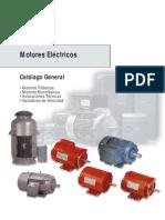 Catalogo de Motores