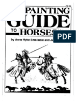 Horse Painting Guide
