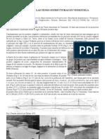 Evolucion de Las Tensoestructuras en Venezuela
