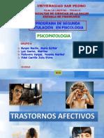 TRANSTORNOS AFFECTIVOS EXPOSICION