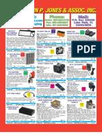 Mpja Color Catalog