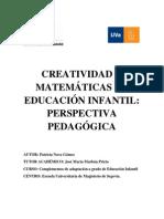Creatividad y Matematicas