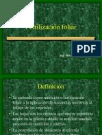 Fertilizacion foliar.ppt