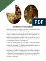 08 Agosto Carta de San Bernardo de Claraval Al Beato Eugenio III