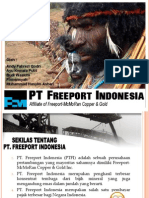Slide - PT. Freeport Indonesia Company