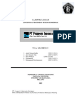 Makalah - PT. Freeport Indonesia Company