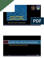 Beban Pesawat 2012 03 Theory WAB and Documen
