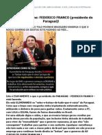 o Paraguai Nos Dando Uma Aula de Como Bem Governar (2)