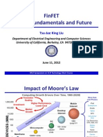 FinFET History Fundamentals Future