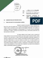 Listado de Enfermedades Profesionales Chile