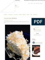 Coconut Cream Pie Recipe - Cooking _ Add a Pinch _ Robyn Stone