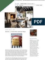 My Kitchen by the Lake_ Savoiardi...Le Cordon Bleu Ladyfinger Recipe