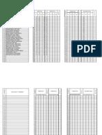 REGISTROS Evaluación. lista-ESF.2913. Tercero  C