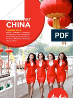 AirAsia Discover China