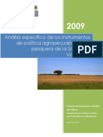 Analisis de Programas y Proyectos de La SAGARPA-FAO