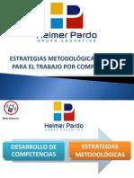 Estrategias metodológicas de aula para el trabajo por competencia