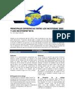 Principales Diferencias Entre Los Incoterms 2000 y Los Incoterms2010 Editado