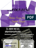 Burocracia Civica y Etica