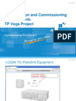 iPaso Link Configuration and Commissioning