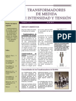 Revista Digital Transformadores