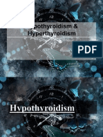 Pathophysiology of Hyperthyroidism