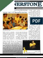 Jaime V. Ongpin Foundation, Inc. Newsletter Jun-Jul 2009